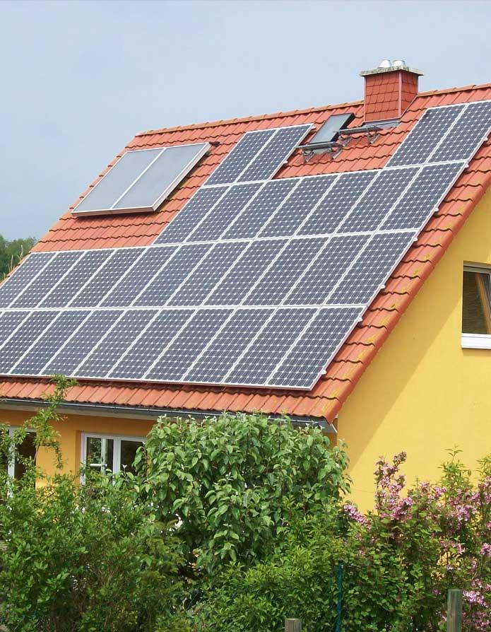 KFW Förderung von Photovoltaik und Stromspeichern in Berlin und Brandenburg