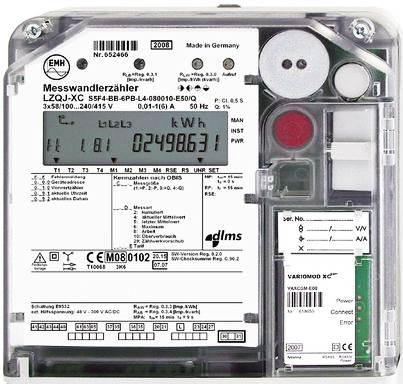 Eigenverbrauchszähler (Ertragszähler) - Anteil des erzeugten Stroms, der selbst verbraucht wird