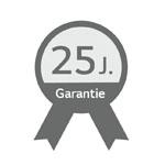 LG NeON 25 Jahre Produktgarantie