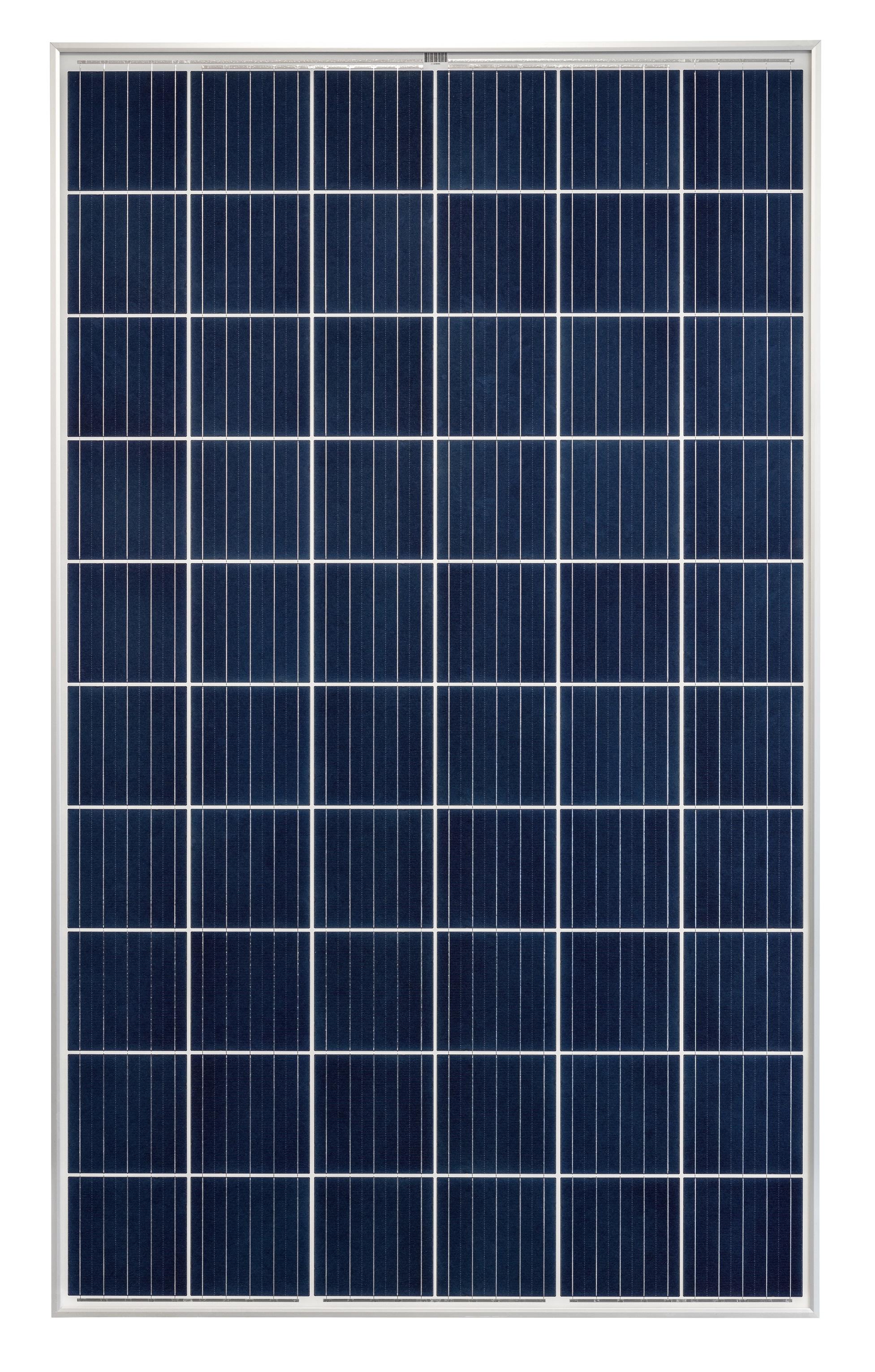 Polykristallines Solarmodul