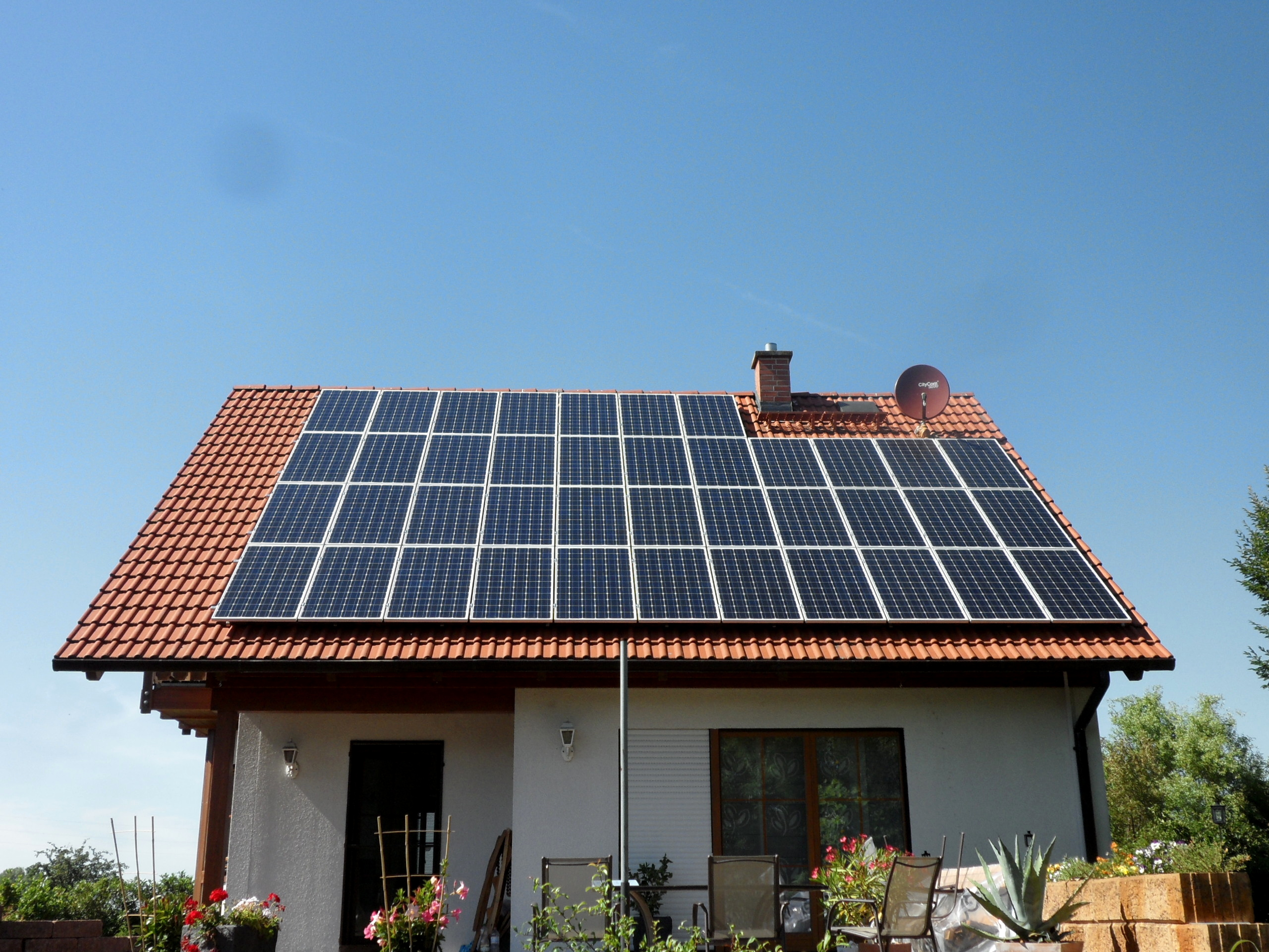 Photovoltaikdach
